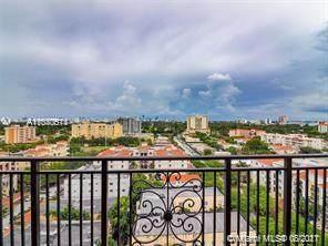 1607 Ponce De Leon Blvd 11A, Coral Gables, FL 33134 (MLS #A11040573) :: Berkshire Hathaway HomeServices EWM Realty