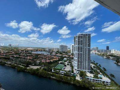 20515 E Country Club Dr #2249, Aventura, FL 33180 (MLS #A11040598) :: The Howland Group
