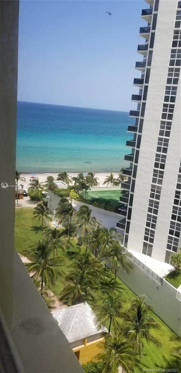 19201 Collins Ave #102, Sunny Isles Beach, FL 33160 (#A11041059) :: Posh Properties