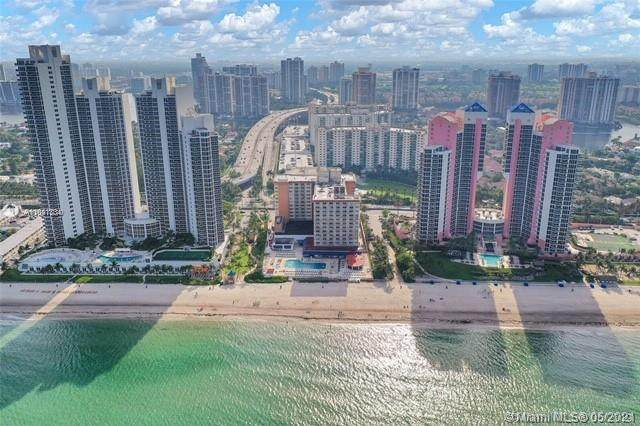 19201 Collins Ave #848, Sunny Isles Beach, FL 33160 (#A11041334) :: Posh Properties