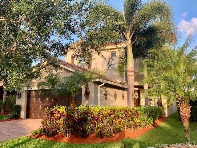 10515 Cape Delabra Court, Boynton Beach, FL 33473 (#A11041728) :: Posh Properties