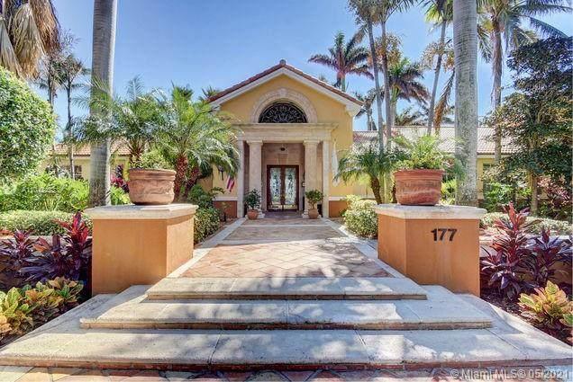 107 Yacht Club Way #105, Hypoluxo, FL 33462 (#A11042423) :: Posh Properties