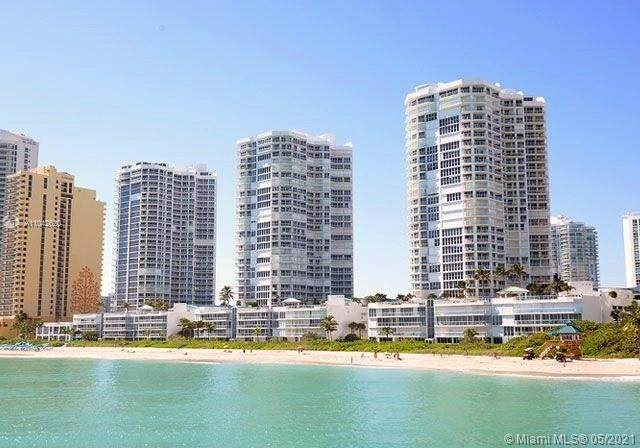 16425 Collins Ave #611, Sunny Isles Beach, FL 33160 (MLS #A11042620) :: The Rose Harris Group