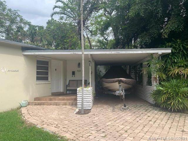 7420 SW 63rd Ct, South Miami, FL 33143 (MLS #A11042626) :: Prestige Realty Group