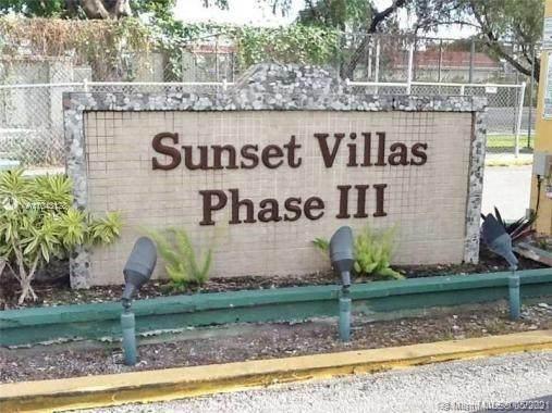 4709 NW 7th St 403-9, Miami, FL 33126 (#A11043128) :: Posh Properties