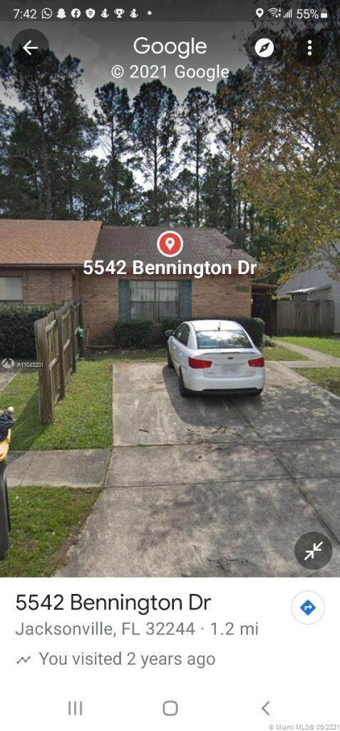 5542 Bennington Dr., Other City - In The State Of Florida, FL 32244 (MLS #A11043201) :: The Riley Smith Group