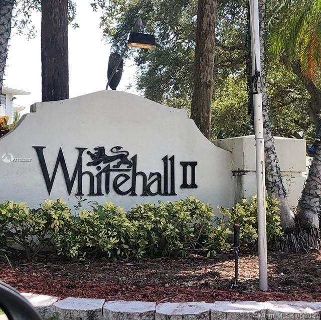 1705 Whitehall Dr #403, Davie, FL 33324 (MLS #A11043547) :: Natalia Pyrig Elite Team | Charles Rutenberg Realty