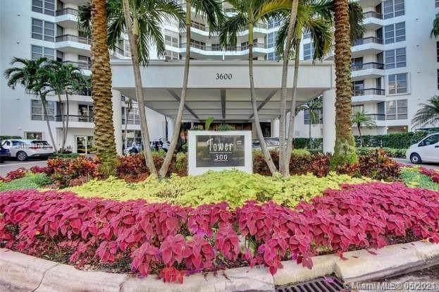 3600 Mystic Pointe Dr #507, Aventura, FL 33180 (#A11044179) :: Posh Properties