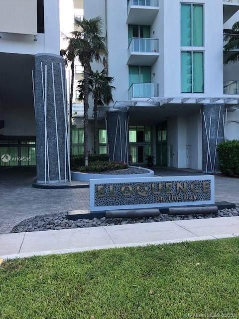 7928 East Dr #1105, North Bay Village, FL 33141 (#A11045215) :: Posh Properties
