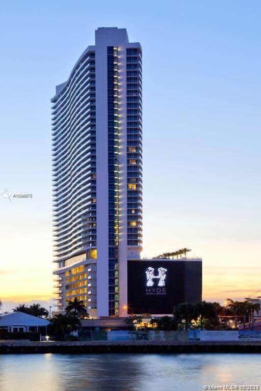 4111 S Ocean Dr #2409, Hollywood, FL 33019 (#A11045970) :: Posh Properties