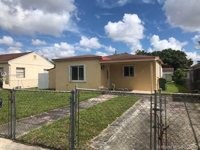 251 E 12 St, Hialeah, FL 33010 (MLS #A11045991) :: Albert Garcia Team