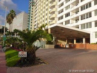 5005 Collins Ave #1109, Miami Beach, FL 33140 (MLS #A11046848) :: The Rose Harris Group