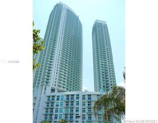 1900 N Bayshore Dr #1509, Miami, FL 33132 (MLS #A11047697) :: The Rose Harris Group