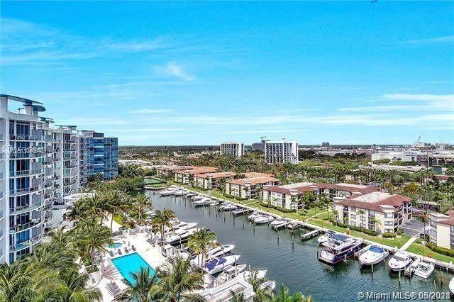 3131 NE 188th St 1-1206, Aventura, FL 33180 (MLS #A11048975) :: Carole Smith Real Estate Team