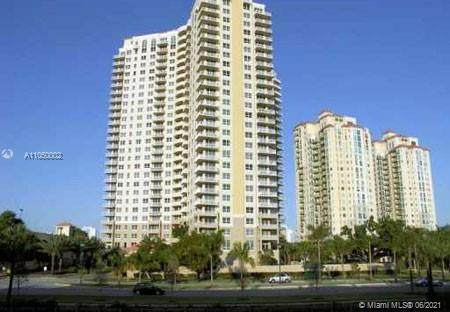 19501 W Country Club Dr #1610, Aventura, FL 33180 (MLS #A11050002) :: Castelli Real Estate Services