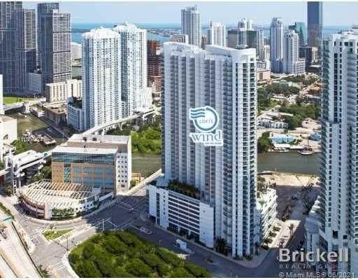 350 S Miami Ave #501, Miami, FL 33130 (MLS #A11050424) :: The Rose Harris Group