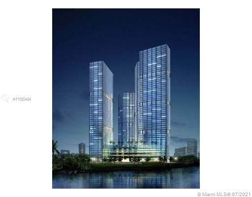 495 Brickell Ave #4610, Miami, FL 33131 (MLS #A11050464) :: Castelli Real Estate Services