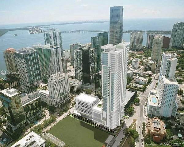 1080 Brickell Ave #509, Miami, FL 33131 (MLS #A11052846) :: Castelli Real Estate Services