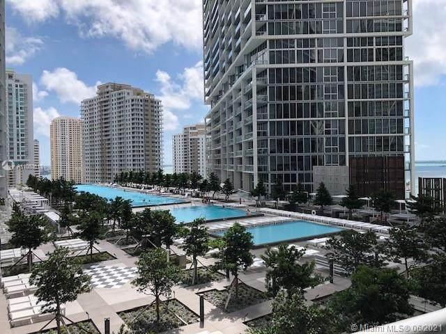 485 Brickell Ave #3607, Miami, FL 33131 (#A11053613) :: Posh Properties