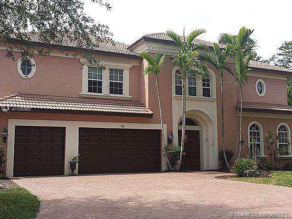 7127 NW 71st Mnr, Parkland, FL 33067 (MLS #A11053980) :: The Riley Smith Group