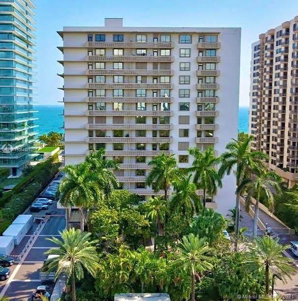 10185 Collins Ave #503, Bal Harbour, FL 33154 (MLS #A11054921) :: Miami Villa Group