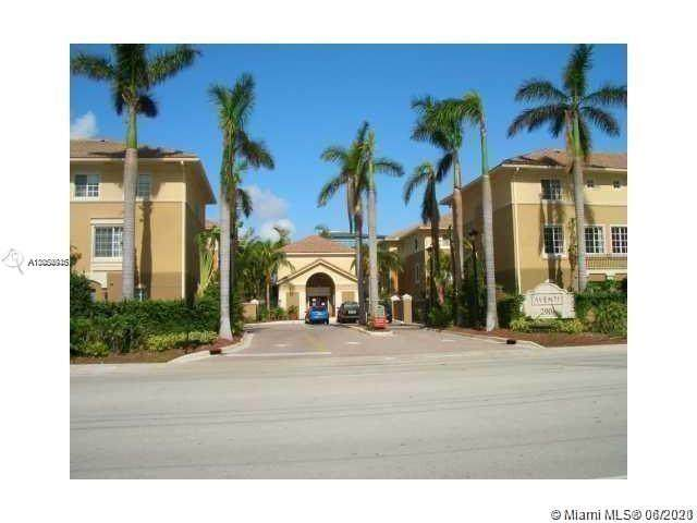 2841 NE 185th St #506, Aventura, FL 33180 (MLS #A11054945) :: Green Realty Properties
