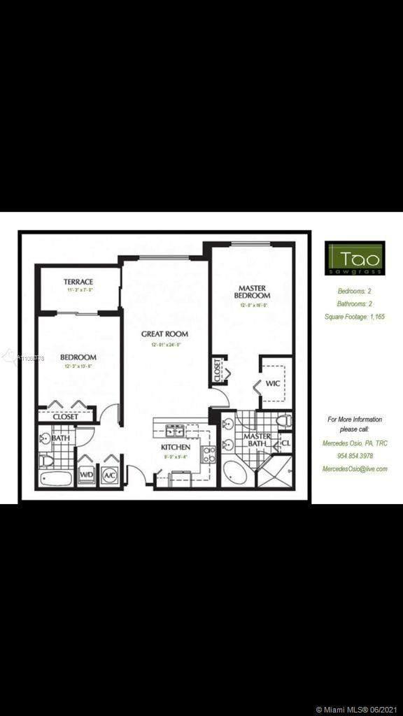 2641 N Flamingo Rd 2606N, Sunrise, FL 33323 (MLS #A11055378) :: Berkshire Hathaway HomeServices EWM Realty