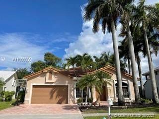 1204 NW 180th Ave, Pembroke Pines, FL 33029 (MLS #A11055588) :: Team Citron