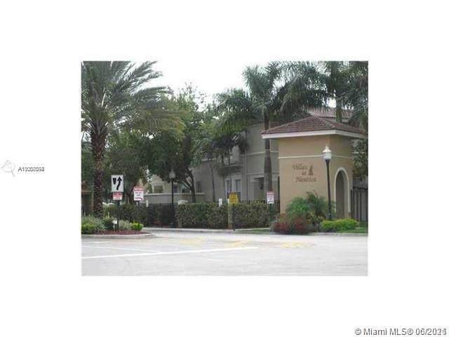 15810 SW 40th St #57, Miramar, FL 33027 (MLS #A11056518) :: Vigny Arduz   RE/MAX Advance Realty