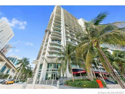 690 SW 1st Ct #2527, Miami, FL 33130 (MLS #A11057823) :: The Pearl Realty Group