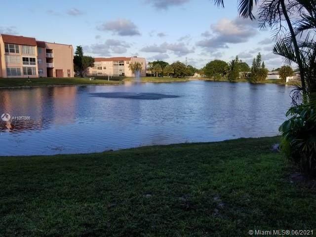 9440 Sunrise Lakes Blvd #108, Sunrise, FL 33322 (MLS #A11057866) :: The Teri Arbogast Team at Keller Williams Partners SW