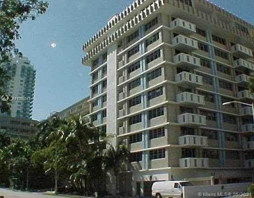 800 West Ave #405, Miami Beach, FL 33139 (MLS #A11059241) :: Miami Villa Group
