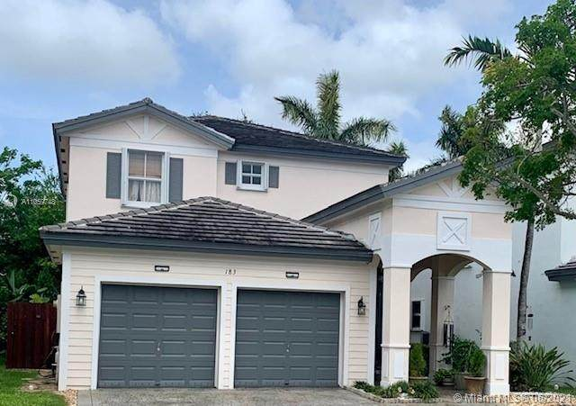 183 NE 36th Ter, Homestead, FL 33033 (MLS #A11059748) :: Onepath Realty - The Luis Andrew Group