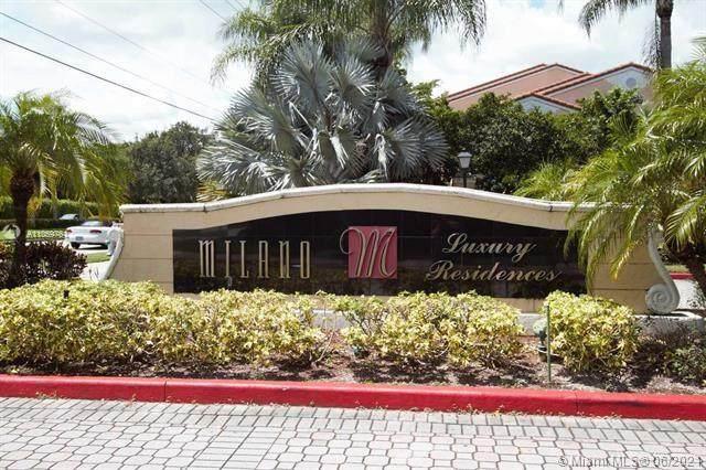 1733 Village Blvd #105, West Palm Beach, FL 33409 (MLS #A11059764) :: Green Realty Properties