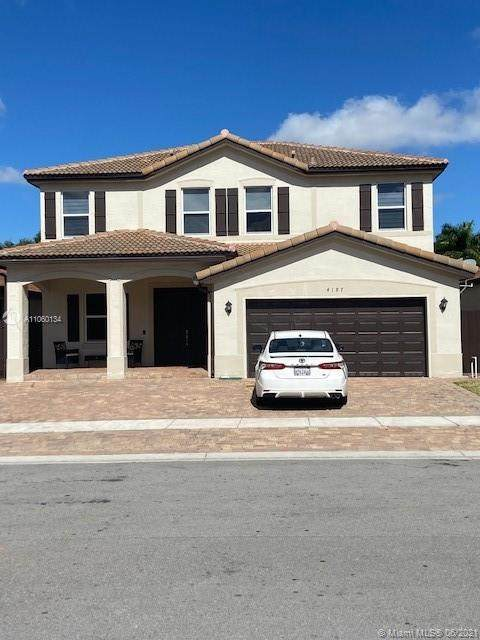 4187 NE 20th St, Homestead, FL 33033 (#A11060134) :: Dalton Wade