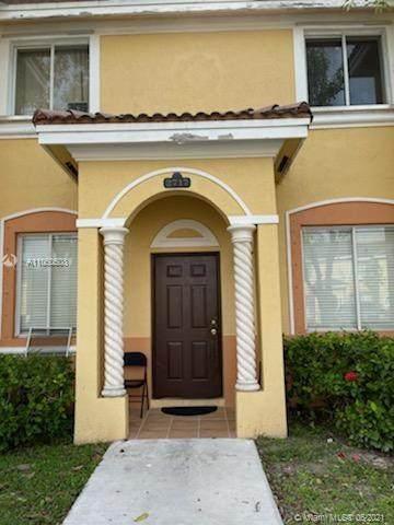 2717 SE 15th Pl #157, Homestead, FL 33035 (#A11060508) :: Dalton Wade