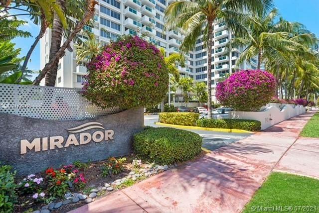 1200 West Ave #521, Miami Beach, FL 33139 (MLS #A11064170) :: Search Broward Real Estate Team