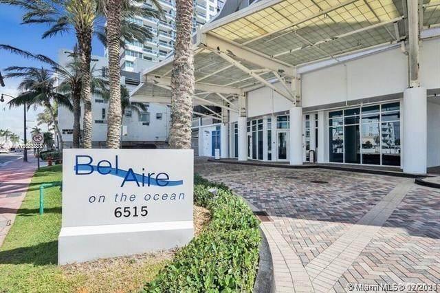 6515 Collins Ave #708, Miami Beach, FL 33141 (#A11065283) :: Dalton Wade