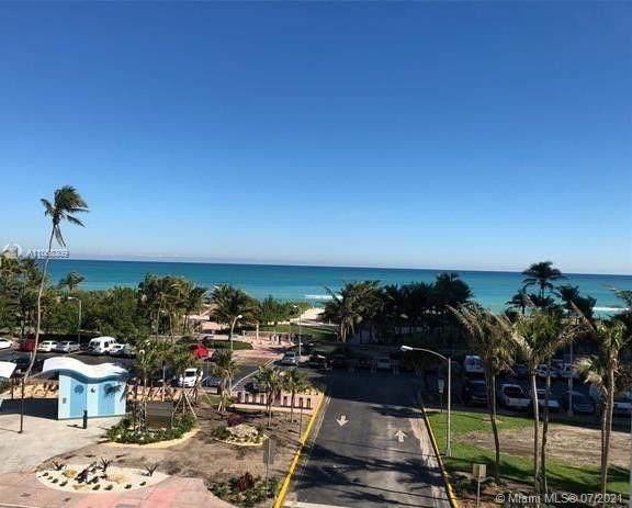 6450 Collins Ave #402, Miami Beach, FL 33141 (#A11068309) :: Dalton Wade