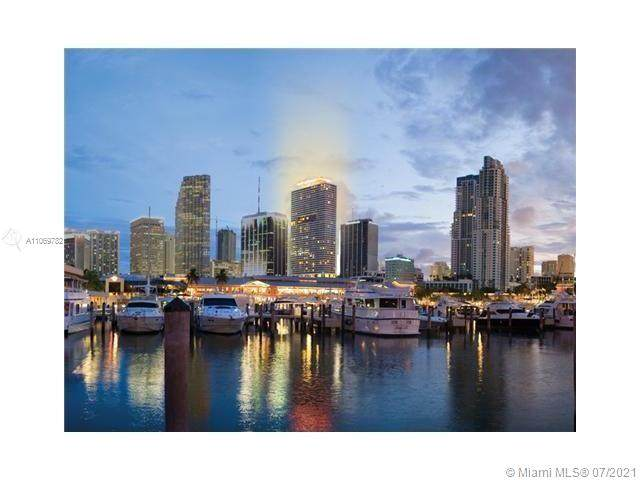 50 Biscayne Blvd #514, Miami, FL 33132 (#A11069782) :: Dalton Wade