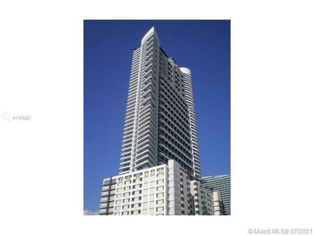 60 SW 13th St #3814, Miami, FL 33130 (MLS #A11070927) :: Berkshire Hathaway HomeServices EWM Realty