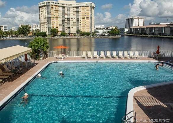 1833 S Ocean Dr Ph3, Hallandale Beach, FL 33009 (MLS #A11072167) :: GK Realty Group LLC