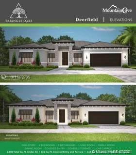 22310 SW 132 Ave, Miami, FL 33170 (#A11072735) :: Posh Properties