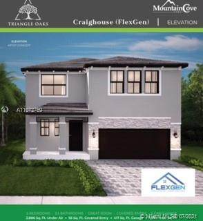 13880 SW 221 Te, Miami, FL 33170 (#A11072769) :: Posh Properties