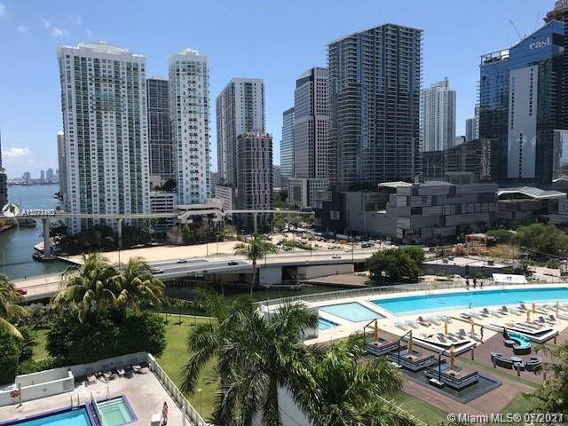 90 SW 3rd St #1614, Miami, FL 33130 (MLS #A11073462) :: Prestige Realty Group