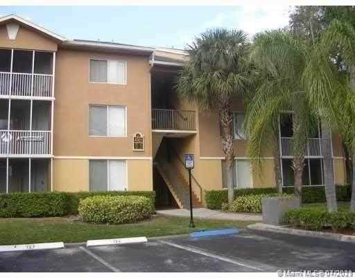 4035 W Mcnab Rd F107, Pompano Beach, FL 33069 (MLS #A11073666) :: Re/Max PowerPro Realty
