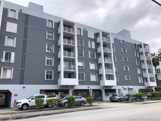 1010 NW 11th St #303, Miami, FL 33136 (#A11074128) :: Dalton Wade