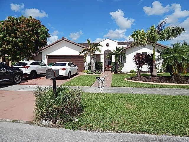 17022 SW 149th Ct, Miami, FL 33187 (MLS #A11074770) :: The Teri Arbogast Team at Keller Williams Partners SW