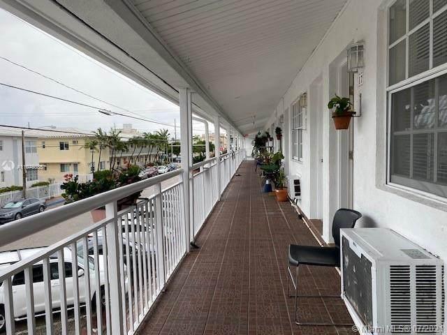 330 74th St #17, Miami Beach, FL 33141 (MLS #A11075085) :: Miami Villa Group