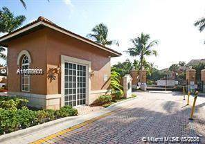 8000 N Nob Hill Rd #103, Tamarac, FL 33321 (MLS #A11075803) :: Equity Realty